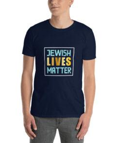 Jewish Lives Matter Short-Sleeve Unisex T-Shirt